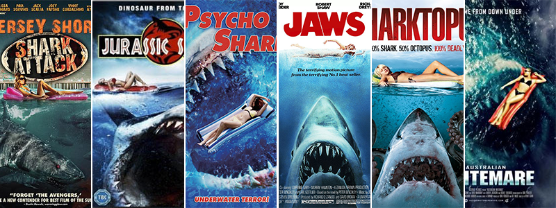 Top 20 Shitty Shark Movies To Get You Pumped For Shark Week