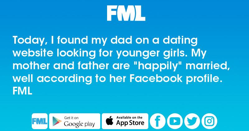 You should really date my single dad: