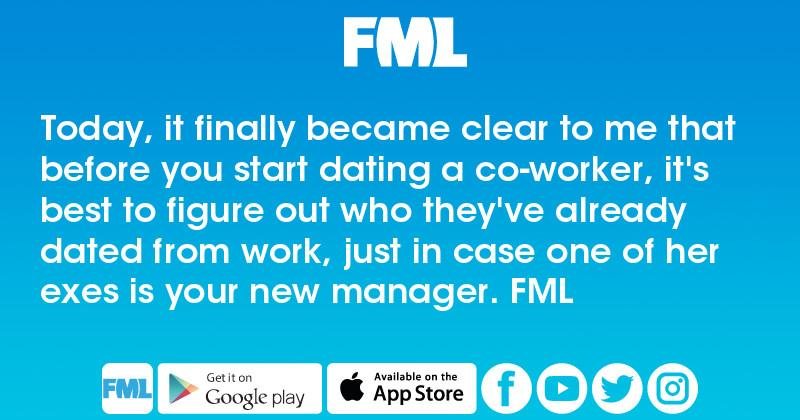 How to start dating someone at work