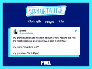 Fml Here Are The 14 Funniest Tweets Of The Week