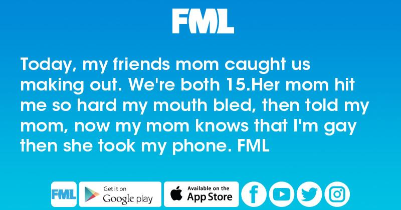 Matchless Me and my friends mom think