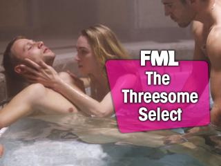 thinking about a threesome