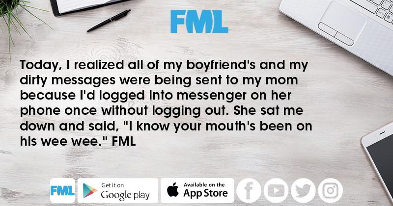 dirty messages for boyfriend