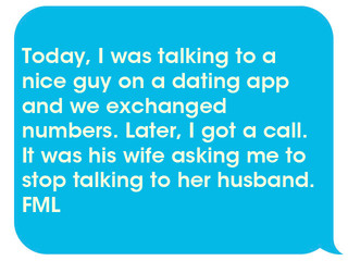 online dating first contact message