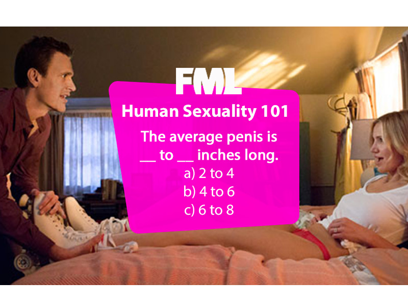 human sexuality quizzes